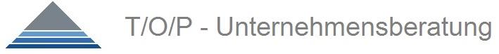 T/O/P - Unternehmensberatung Logo